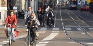 How the Dutch Got Their Cycle Paths (Video)