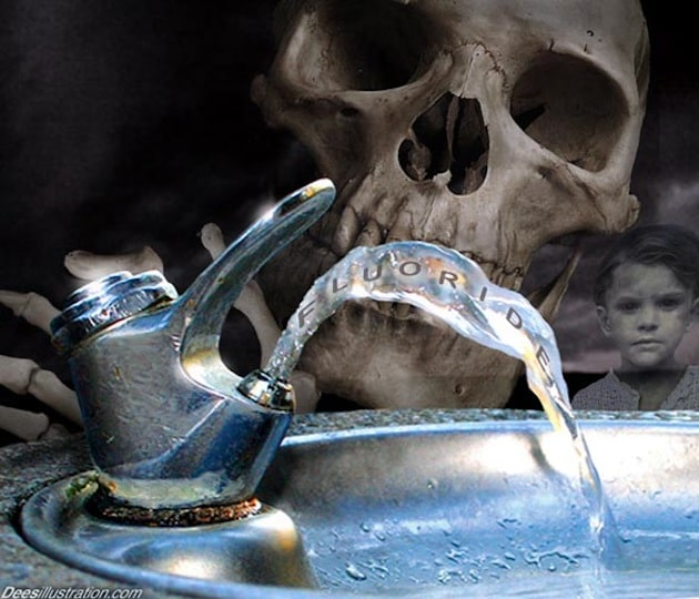 How Fluoride Affects Consciousness and the Will to Act ...
