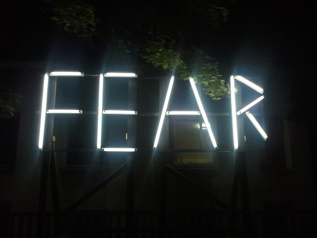 "fear psychology and fears Here is a comprehensive list of common childhood fears by age  different fears – or will have a fear outside of  of the ""child therapist's list of top."