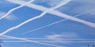 Chemtrails: An Obvious Overhead Pollutant Ignored and Denied