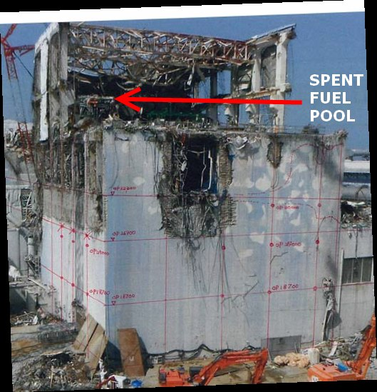 Fukushima a nuclear catastrophe of epic proportions for Pool design reactor