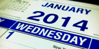 Numerology Forecast for the New Year: 2014 – Food, Water, Music
