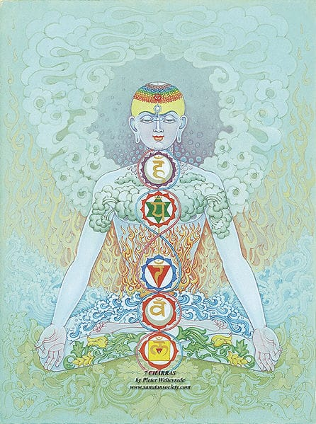 How To Tap Into The Healing Abilities Of Your Chakras