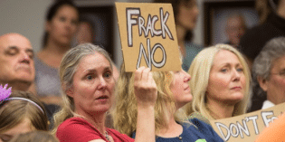 Louisiana Residents Gear Up For Fracking Fight Just Outside New Orleans