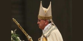 Why Is The Pope's Mitre Shaped Like A Fish?