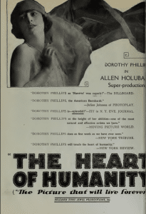 Film_Daily_1919_Dorothy_Phillips_The_Heart_of_Humanity-205x300