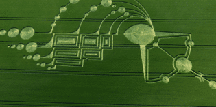Crop Glyphs: Allowing for Hope?