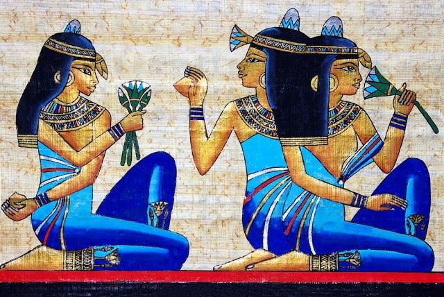 Blue lotus the entheogen of ancient egypt mightylinksfo