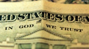 In God We Trust - Dollar