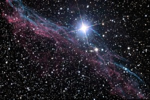 Thoughts Through Space: A Pioneering Long-Distance Telepathy Experiment Veil_nebula-300x200