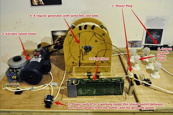 Is This Tesla Energy Generator A True Free Energy Device
