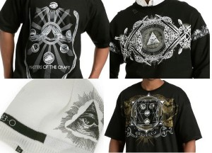 The Music Industry Exposed – Misuse and Abuse of Esoteric Symbols Illuminati-Rocawear-300x216