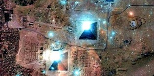 Mysterious Link Between the Great Pyramids and Orion's Belt
