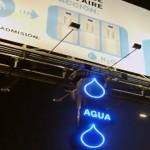 A Billboard Transformed into a Potable Water Generator