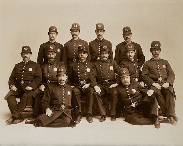 history of police Some students find that selecting a major or degree program is a difficult process   in addition, people often overlook how marketable the combination between a   get to experiment with history, philosophy, politics, math, and current events.