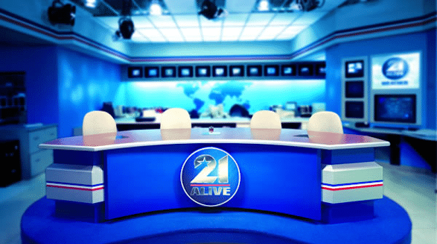 Every Television Newscast Staged Reality