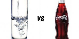 5 Reasons To Drink Water Versus Soda