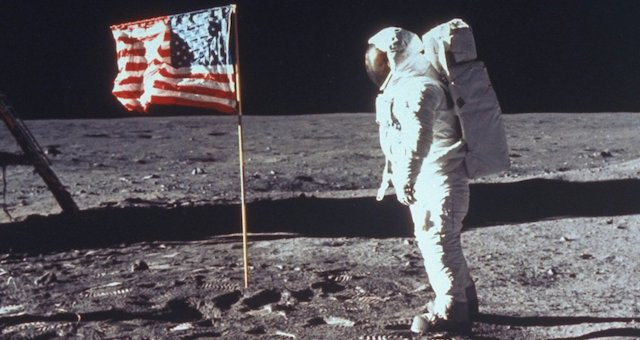 1961 Moon Landing - Pics about space