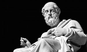 Philosopher King Plato