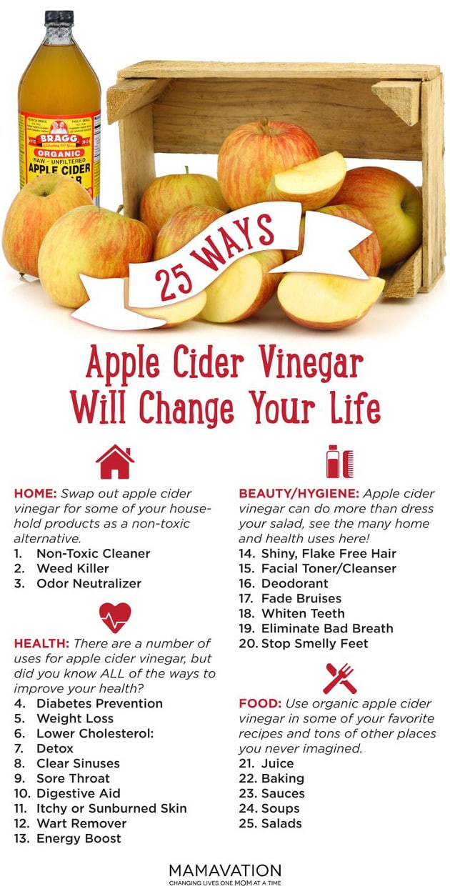 25 uses of apple cider vinegar that you might not know acv forumfinder Gallery