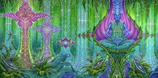 Do Entities From Another Universe Inhabit the Brains of DMT Users?
