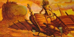Sanskrit Writings Reveal UFOs Visited India More than 6000 Years Ago