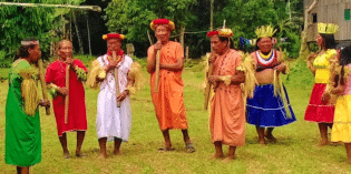 Preserving the Tribal Culture of 'God's Multi-Colored People' of the Amazon