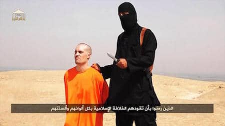 James Foley video