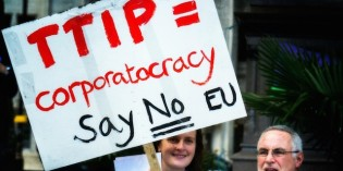 One Year Before Paris Attacks, France Denounced Monstrous TTIP Trade Deal