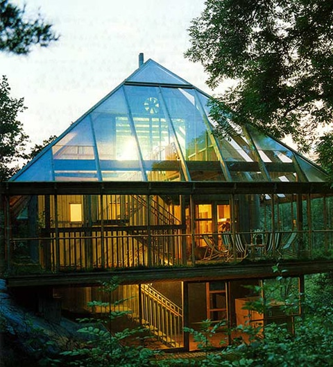 Ingenious nature house redefines the meaning of living for Nature home photos