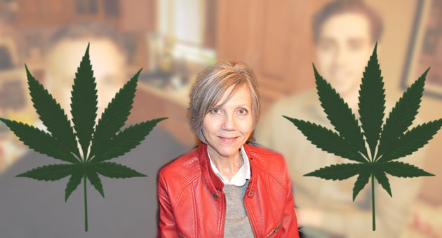 Told She Would Die, Canadian Mom Credits Cannabis Oil for Surviving Cancer Cannabis-Oil-Mom-1