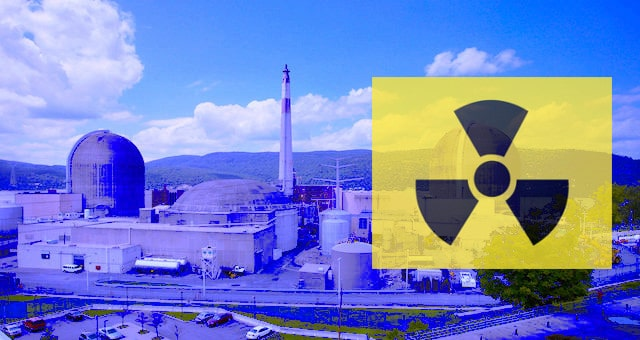 Indian Point Radioactive