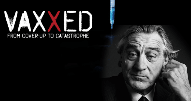 Robert De Niro, Alt-Media Hero for Successful Launch of VAXXED Documentary