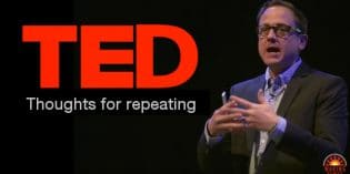 TED Talk Parody Shows How Easy it is to Brainwash Us with Formulas