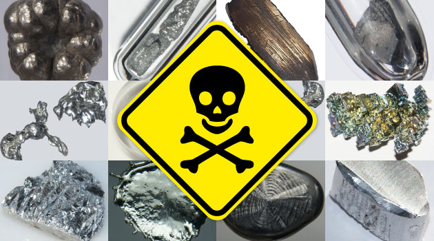 Toxic Heavy Metals