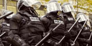 Unf*ck the Police: Anarchy and the Demilitarization of Law Enforcement