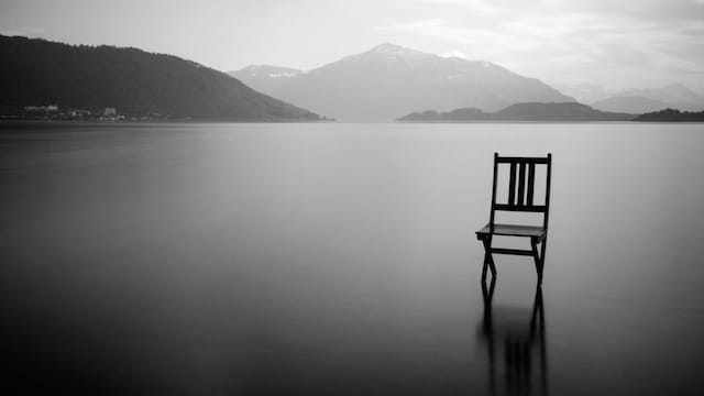 The Disappearance of Silence Silence