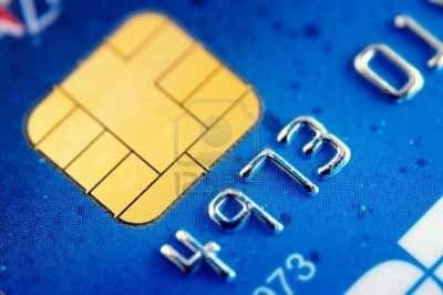 Smart Chip Credit Card