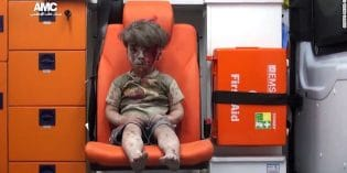 Images of Syrian Boy Remind Us of the Forgotten Victims of Permanent War