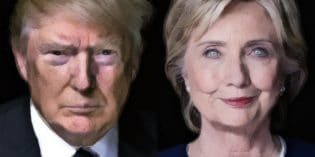 From Start to Finish Entire U.S. Presidential Election is Fake