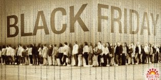 Black Friday – The Pledge of Allegiance to the Matrix