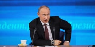 Vladimir Putin – Straight From the Horse's Mouth