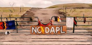 Amidst Massive Protests, Army Corps Blocks Dakota Pipeline