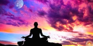 Meditation – Processing Internal Information