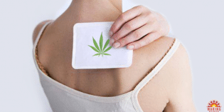 Cannabis Pain Patch Administers Therapeutic CBDs