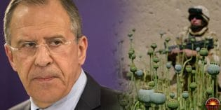 Russian Foreign Minister Implies NATO Collusion in Creating the Opioid Crisis