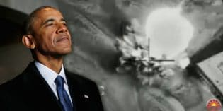 Obama Awarded JFK Medal of Courage After 8 Years of Drone Bombings
