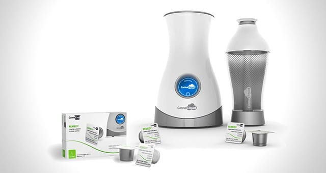 New K-Cup for Cannabis Brings Single-Serving Waste to Sophisticated Stoners Cannacloud