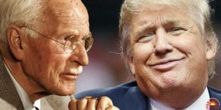 What Would Carl G. Jung Say about Donald Trump?