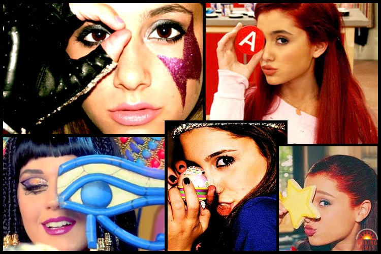 Ariana Grande and the Illuminati Beta Kittens of Pop Culture  Ariana-Grande-Beta-Kittens-1